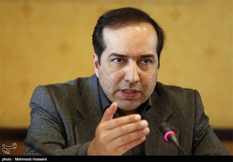 حسین انتظامی معاون مطبوعاتی ارشاد