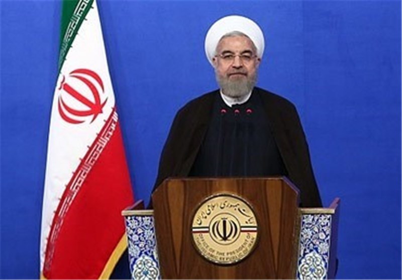 Iran's Goals Fully Achieved in Nuclear Talks: President Rouhani