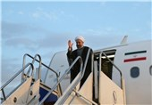 Iranian President Heads for New York to Attend UNGA