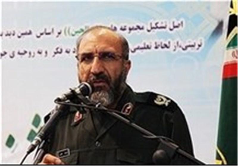 سردار نعمان غلامی رئیس سازمان بسیج سازندگی کشور شد