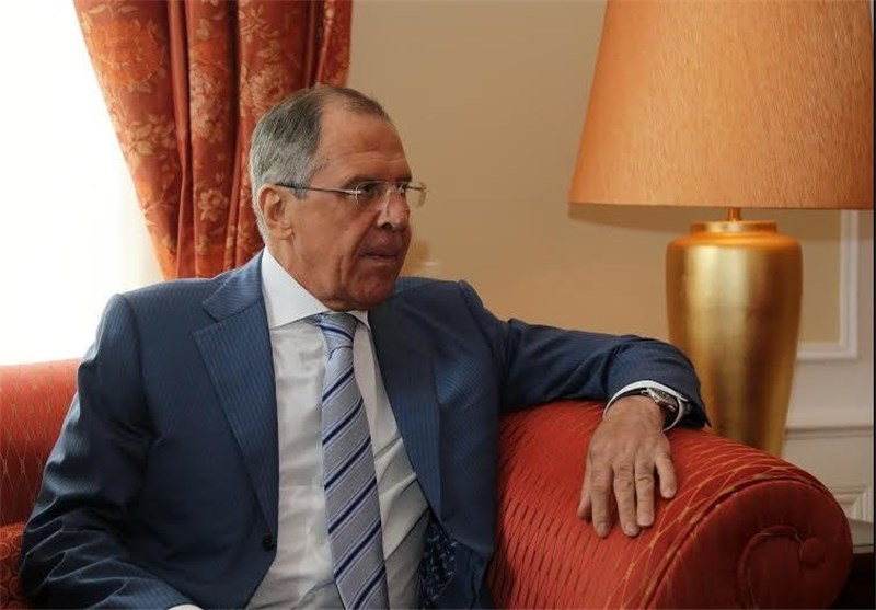Russia Can't Mend Ties with US while It Backs Sanctions: Lavrov