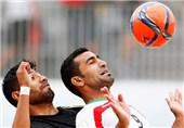 مصاف ساحلیبازان ایران با 7 تیم قدرتمند آسیا
