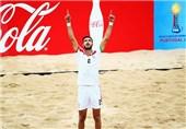 صعود تیم ملی فوتبال ساحلی ایران به رده پنجم رنکینگ جهانی