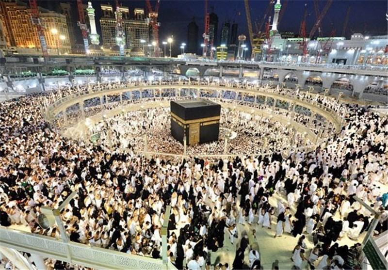 مسجد الحرام کعبه
