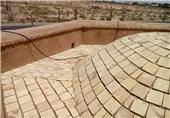 ساماندهی و مرمت محوطه بیرونی مسجد 700 ساله فرومد آغاز شد
