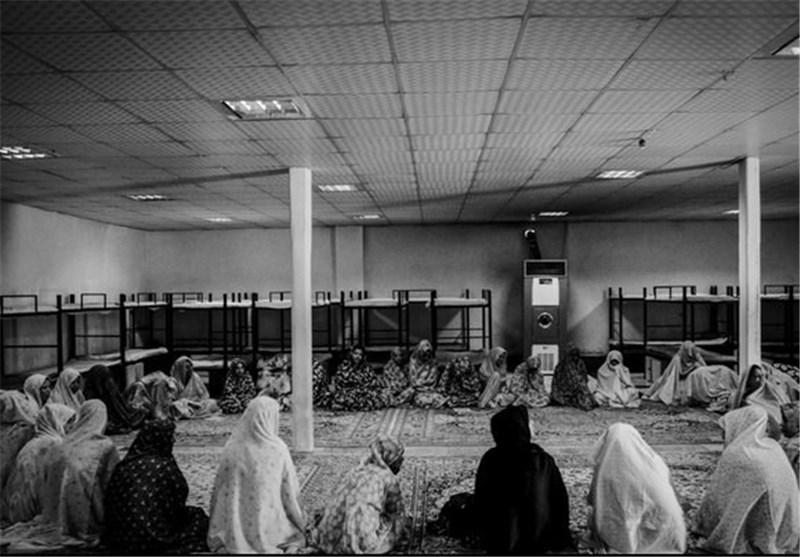 کمپ نگهداری زنان معتاد در استان لرستان راهاندازی شد