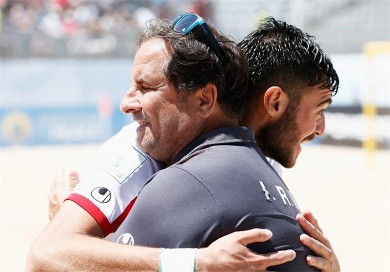 اوکتاویو: نسل بعدی آینده درخشانی برای فوتبال ساحلی ایران رقم خواهند زد