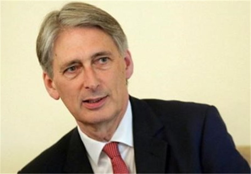 CBI, US Treasury, Int'l Banks to Meet in London: Hammond