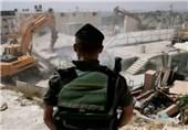 تهدید رژیم صهیونیستی به تخریب خانههای فلسطینیان در جنوب الخلیل