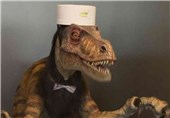 Dinosaur to Greet Guests at Robot Hotel