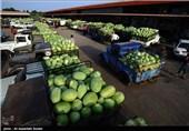 بازار هندوانه - گیلان