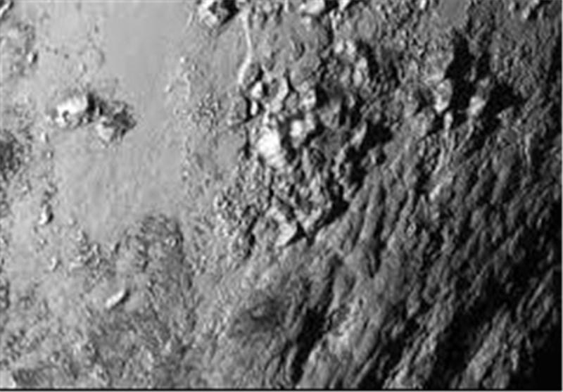 ناسا: وجود تکوینات جیولوجیة فی کوکب بلوتو تعود إلى ملایین السنین + صور