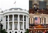 کاخ سفید وکنگره آمریکا