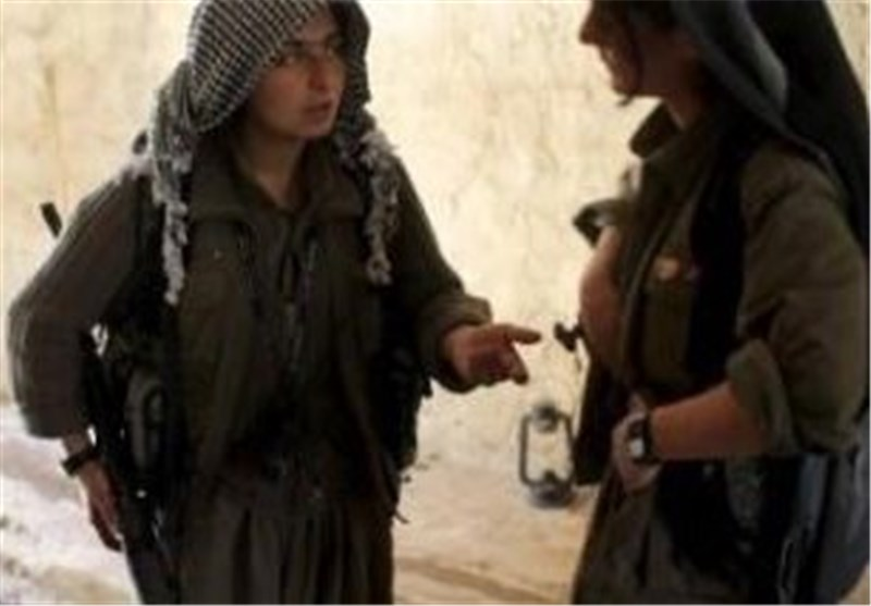 "ایزیدیات عراقیات یشکلن فوجاً للانتقام من ""داعش"""