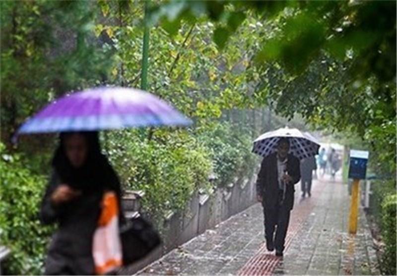 بیش از 50 میلیمتر در استان بوشهر باران بارید