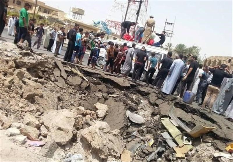 """اعتقال 12 شخصا متورطا فی التفجیر الارهابی الذی استهدف بلدة """" خان بنی سعد""""بینهم رجل امن"""