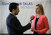 EU's Mogherini Confident about Drive to Implement Iran Nuclear Conclusion