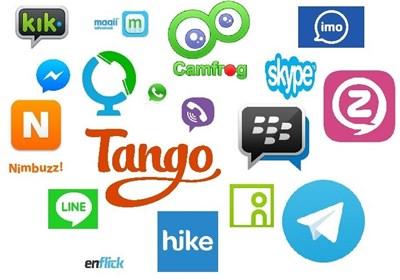 پیامرسانهای موبایلی - مجید