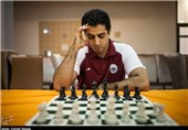شطرنج غرب آسیا| صعود قائممقامی به صدر در پایان دور ششم