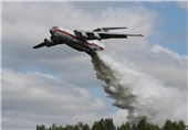 IRGC Adapts Russian Aircraft to Serve in Aerial Firefighting