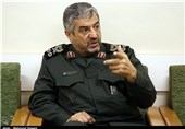 West Anxious about Deterrent Power of Iran's Missile Program: IRGC Commander