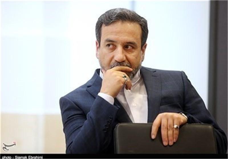 عراقجی : سنعود علی الفور لبرنامجنا النووی اذا لم یف الطرف الاخر بتعهداته