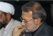 پیام تسلیت لاریجانی به دادستان کل کشور