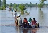سندھ میں سیلابی ریلا، ہزاروں ایکٹر پر کھڑی فصلیں تباہ ہو گئیں