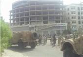 حمله پهپادی به مقر فرماندهی متجاوزان در عدن/ کشته و زخمی شدن مزدوران در مرز عربستان