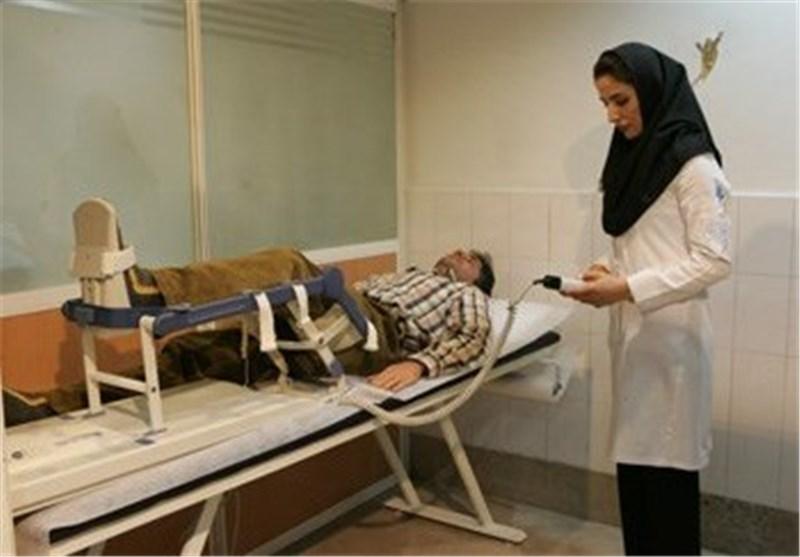 درآمد فیزیوتراپی در ایران