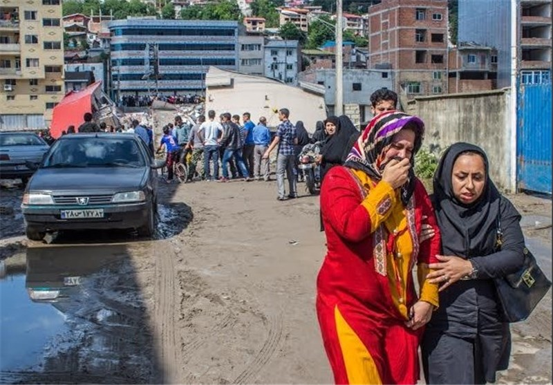 Image result for تصاویر سیلاب مازندران