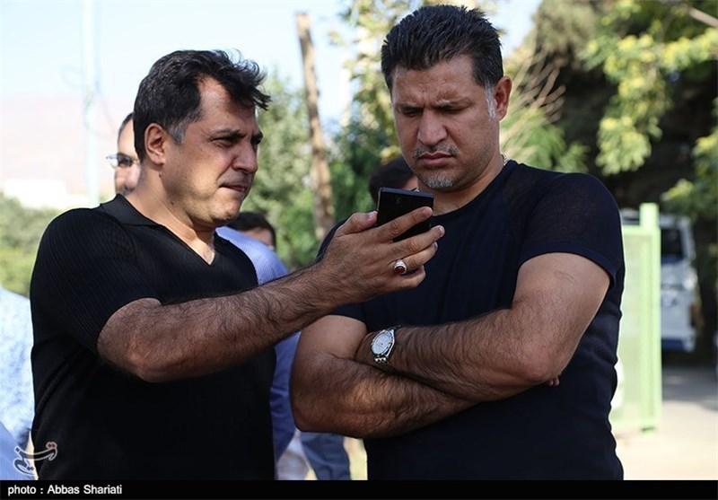 تکذیب شایعه تصادف دایی در مازندران