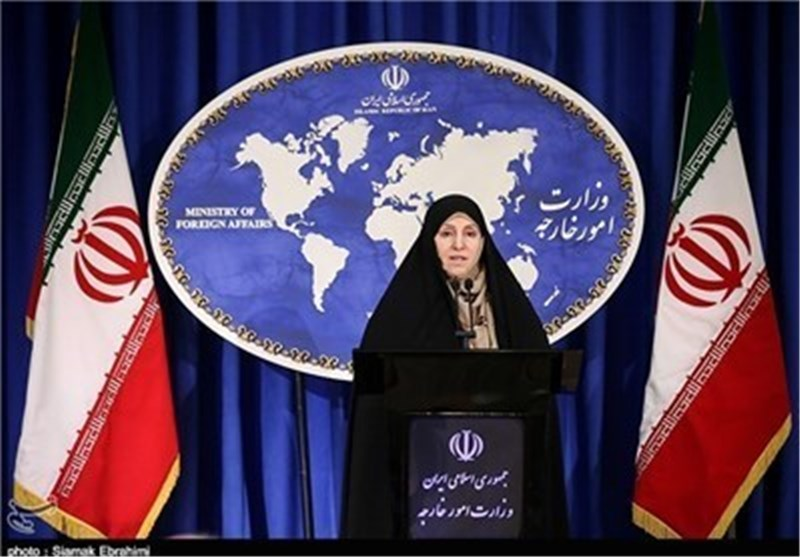Spokeswoman Rejects Bahraini Minister's Anti-Iran Remarks