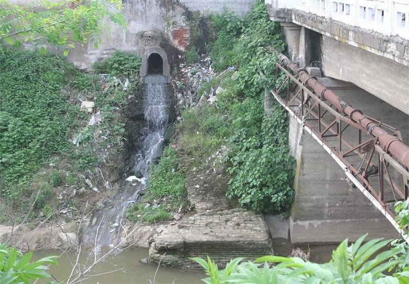 روزانه 140 هزار متر مکعب فاضلاب انسانی وارد رودخانههای رشت میشود