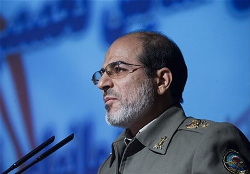 امیر باقری: دانش دفاعی و امنیتی با هدایت نیروهای مسلح تولید میشود