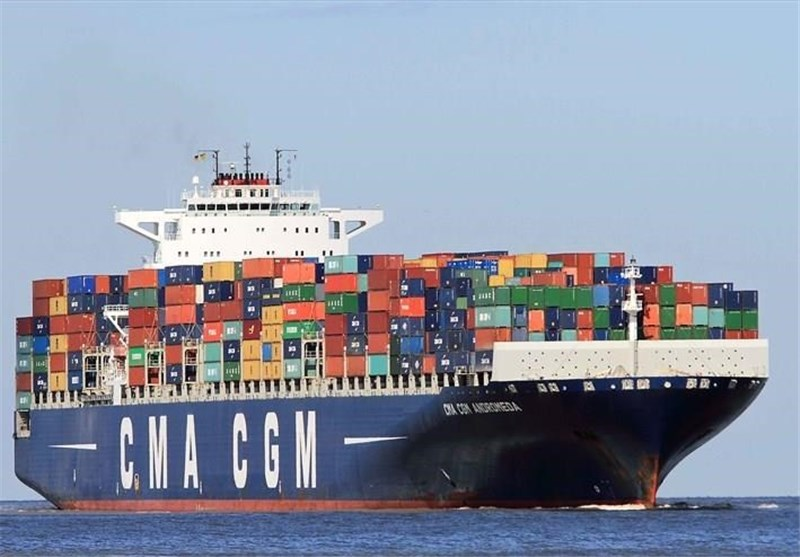 French Cargo Ship to Dock in Iran in 2 Weeks: Official