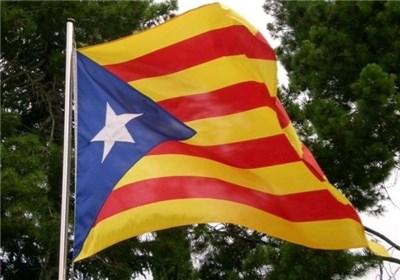 بارسلونا به خاطر یک پرچم و چند شعار جریمه شد