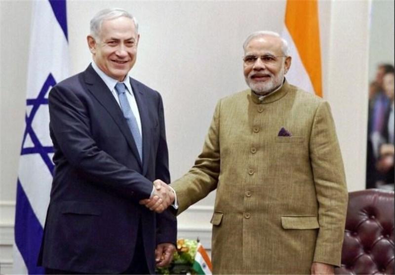اهداف سفر نتانیاهو به هند
