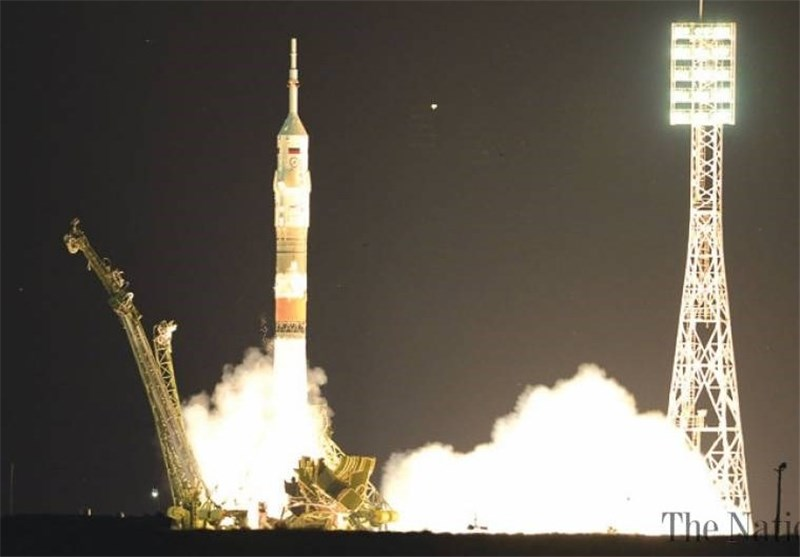 Russian, Japanese, US Crew Reach ISS