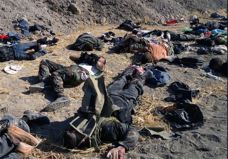 """صحیفة المیرور البریطانیة:تنظیم """" داعش"""" یقف على حافة الهزیمة فی العراق وسوریا"""