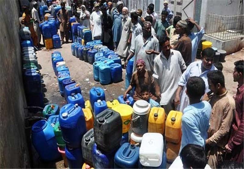 بحران آب در کراچی8