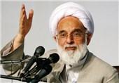 آیتالله دری نجفآبادی: نقشههای شوم استکبار و آمریکا علیه ایران هیچگاه تحقق نمییابد
