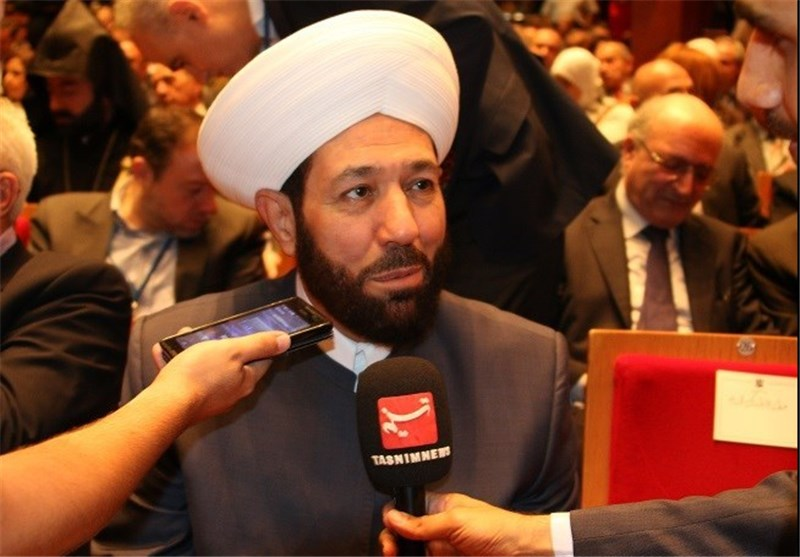 Terrorism Has Nothing to Do with Religion: Syrian Mufti