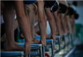مسابقات شنای اصفهان 20