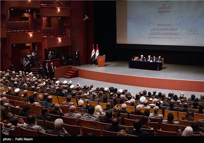 Syria Holds International Media Conference against Terrorism