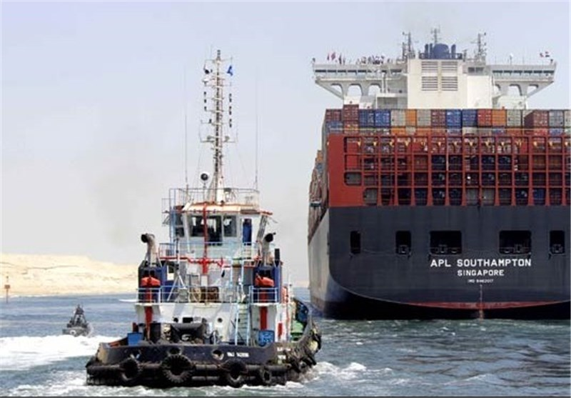 Egypt Begins First Trial Run of 'New Suez Canal'