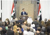 Syrian President Raps West's Double Standards on Counter-Terrorism