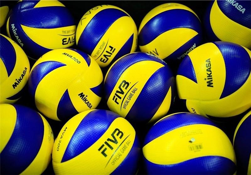 Iranian Teams Learn Rivals at Asian Club Volleyball Championship