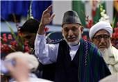 حامد کرزی نماینده احتمالی احزاب سیاسی افغانستان برای مذاکره با طالبان