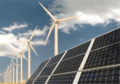 ظرفیت منصوبه انرژی های نو ایران به 527 مگاوات رسید